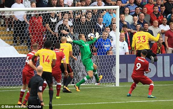 Phòng ngự tệ hại, Liverpool nhận trái đắng ngày khai màn đúng phút bù giờ - Ảnh 2.