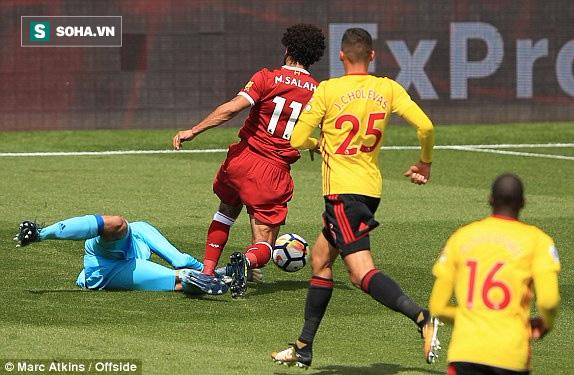 Phòng ngự tệ hại, Liverpool nhận trái đắng ngày khai màn đúng phút bù giờ - Ảnh 3.