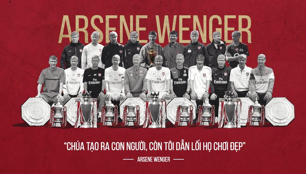Cặp mắt xanh ngày ấy của Wenger nhấn chìm Arsenal vào kỷ nguyên ăn mày dĩ vãng - Ảnh 7.