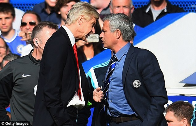 """Những màn """"võ chợ"""" trứ danh của Mourinho khiến đối thủ chào thua - Ảnh 7."""