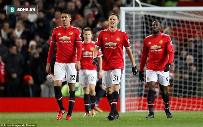 Quên nỗi đau Man City đi, đây mới là thảm họa thực sự với Man United - Ảnh 1.