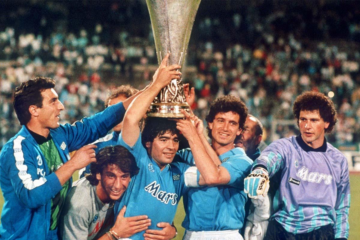 Ở nơi ấy, Maradona là siêu sao, là thánh sống, là Chúa trời - Ảnh 12.