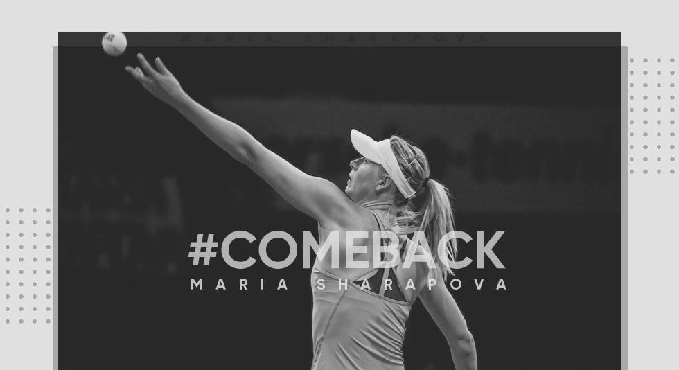 Maria Sharapova: Tôi lấy lại cuộc đời mình từ án phạt doping - Ảnh 9.