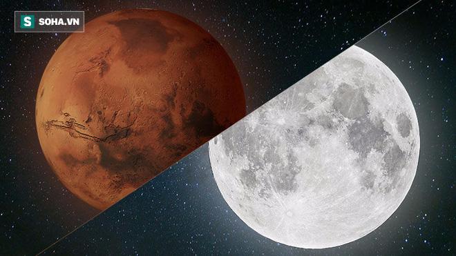 NASA che giấu văn minh trên Sao Hỏa và Mặt Trăng: Đâu là sự thật? - Ảnh 1.