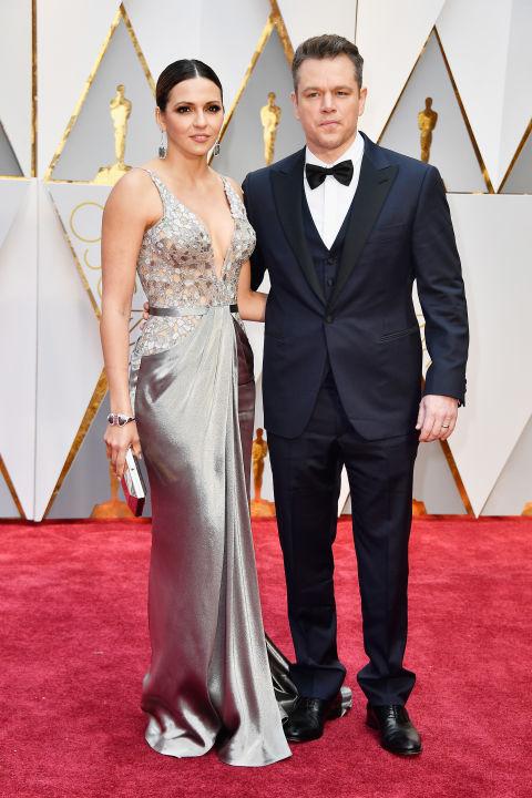 Thảm đỏ Oscar 2017: Mỹ nhân 50 Sắc Thái mờ nhạt dù mặc toàn đồ hiệu - Ảnh 17.