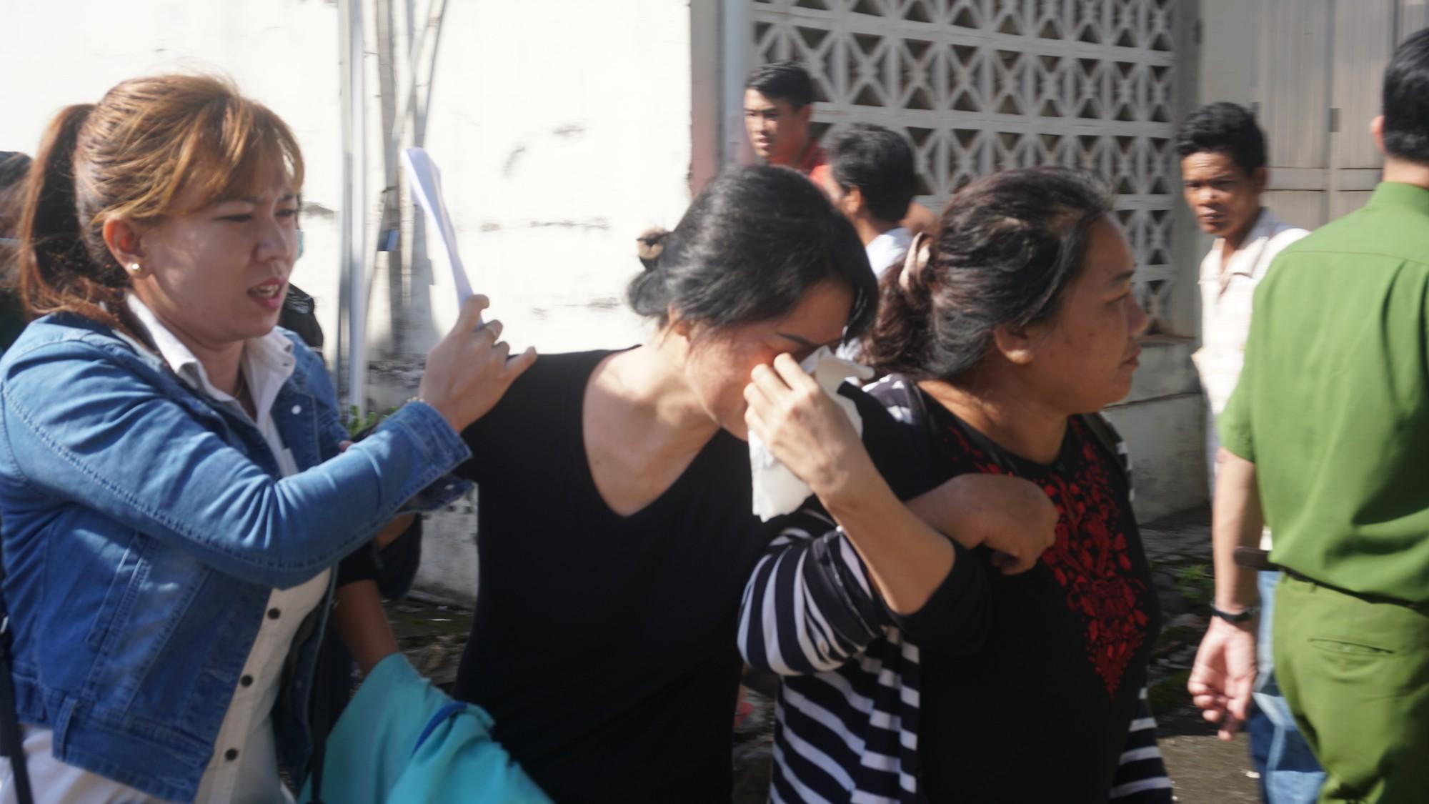Thi hành án tử Nguyễn Hải Dương: Giọt nước mắt của người mẹ
