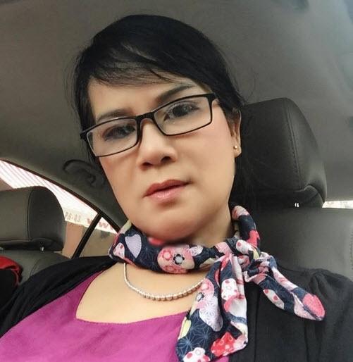 Mẹ vợ của Lý Hải trẻ đẹp khiến nhiều người lầm tưởng là chị gái Minh Hà - Ảnh 7