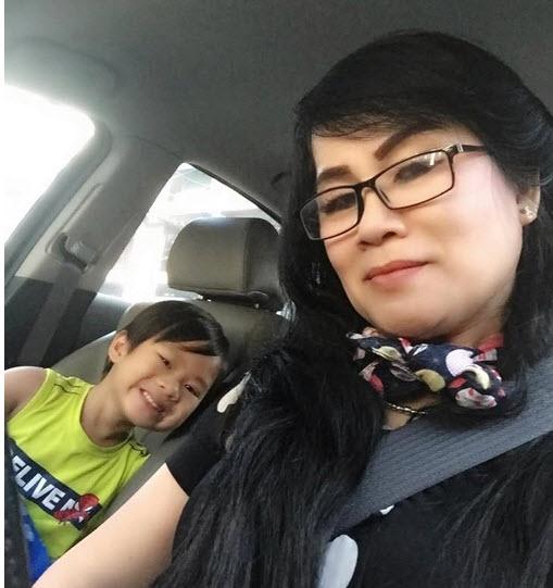 Mẹ vợ của Lý Hải trẻ đẹp khiến nhiều người lầm tưởng là chị gái Minh Hà - Ảnh 9