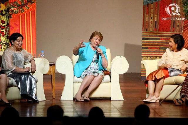Michelle Bachelet: Nữ tổng thống quyền lực duy nhất ở châu Mỹ - Ảnh 4.