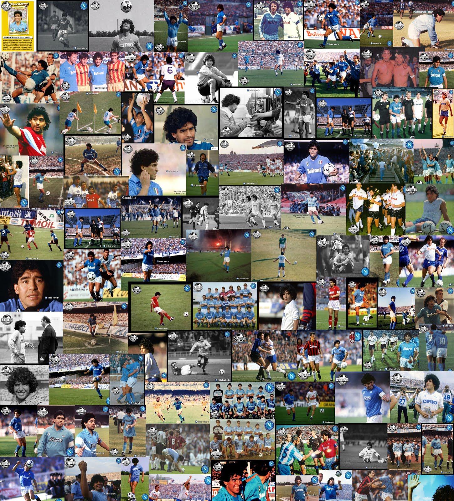 Ở nơi ấy, Maradona là siêu sao, là thánh sống, là Chúa trời - Ảnh 18.