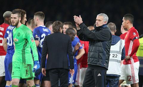 Man United thua đau, nhưng Mourinho đã chiến thắng - Ảnh 2.