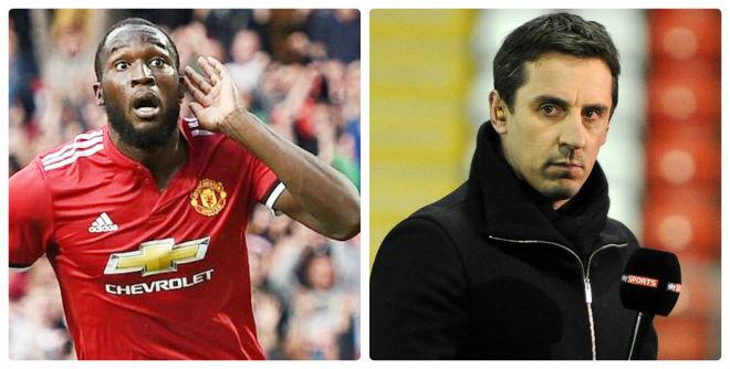 """MU: Lukaku săn kỉ lục như Ronaldo, bị đàn anh """"dằn mặt"""" - Ảnh 4."""
