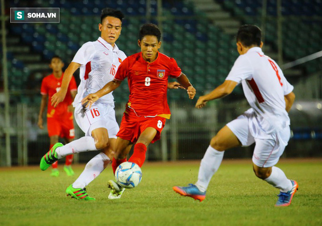 Thủ môn U18 Việt Nam lần đầu lên tiếng sau sai lầm khiến đội nhà bị loại cay đắng - Ảnh 1.