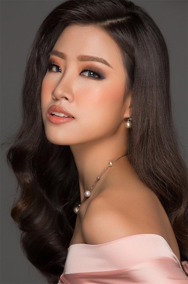5 mỹ nhân có thành tích học tập ấn tượng nhất Hoa hậu Hoàn vũ Việt Nam - Ảnh 14.