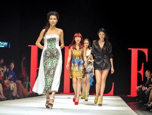 Thế giới người mẫu: Sát phạt, kinh hoàng gấp trăm lần trò lố tại VN Next Top Model   - Ảnh 17.