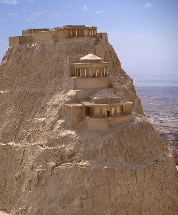 Truy tìm bí mật tại pháo đài bất khả xâm phạm của người Do Thái - Ảnh 2.