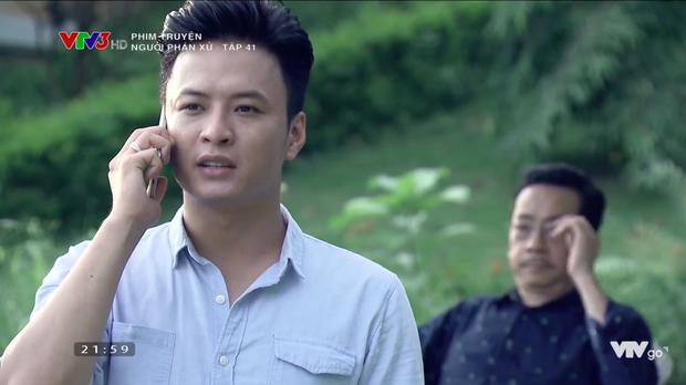 Người phán xử tập 41: Phan Hải tự sát, Lê Thành dám ra lệnh cho cả ông trùm Phan Thị - Ảnh 3.