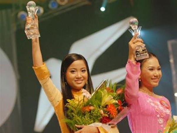 Vợ nghệ sĩ xiếc lập kỷ lục Guinness thế giới đánh bại cả Trấn Thành, Nguyên Khang - Ảnh 2.