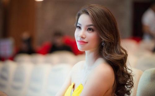 Hoa hậu Phạm Hương: