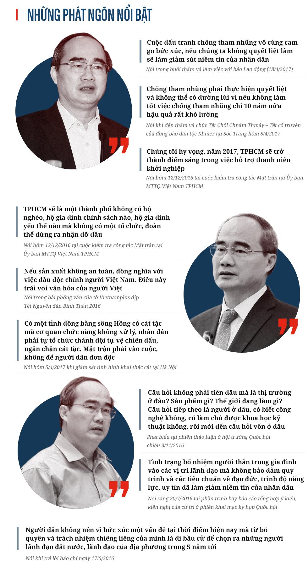Chân dung tân Bí thư Thành ủy TPHCM Nguyễn Thiện Nhân - Ảnh 3.