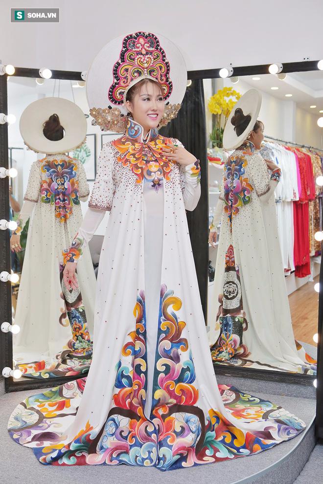 Phi Thanh Vân bất chấp dư luận tiêu cực, tham gia thi Hoa hậu - Ảnh 3.