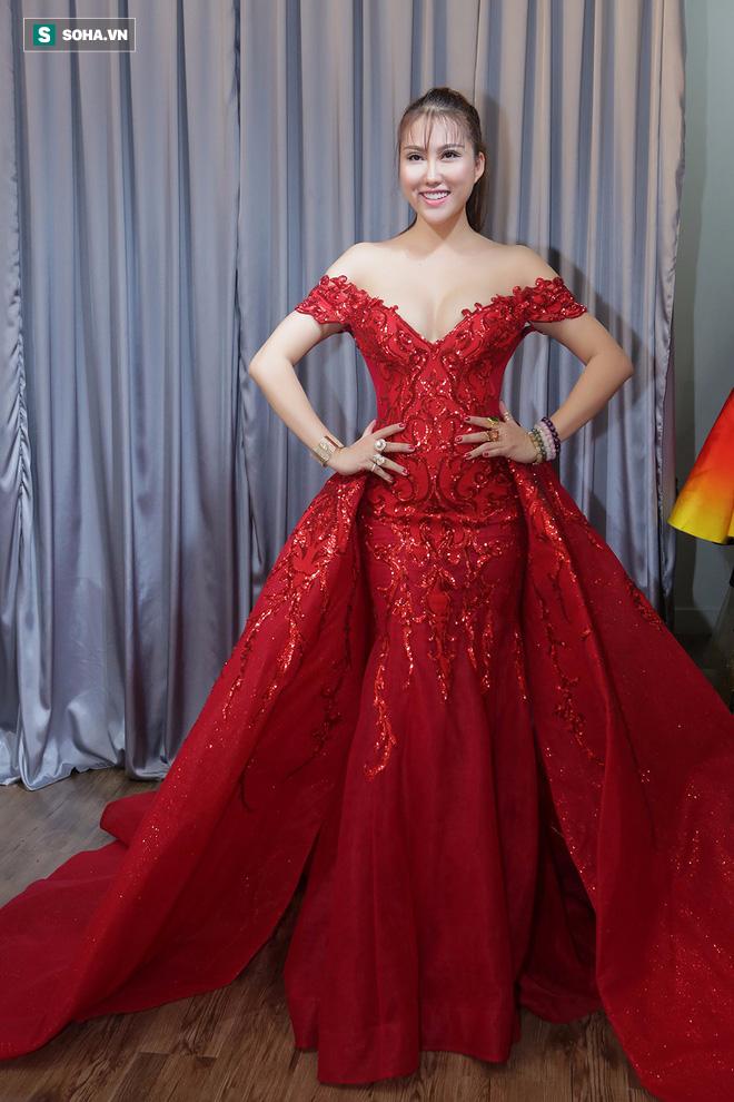 Phi Thanh Vân bất chấp dư luận tiêu cực, tham gia thi Hoa hậu - Ảnh 1.