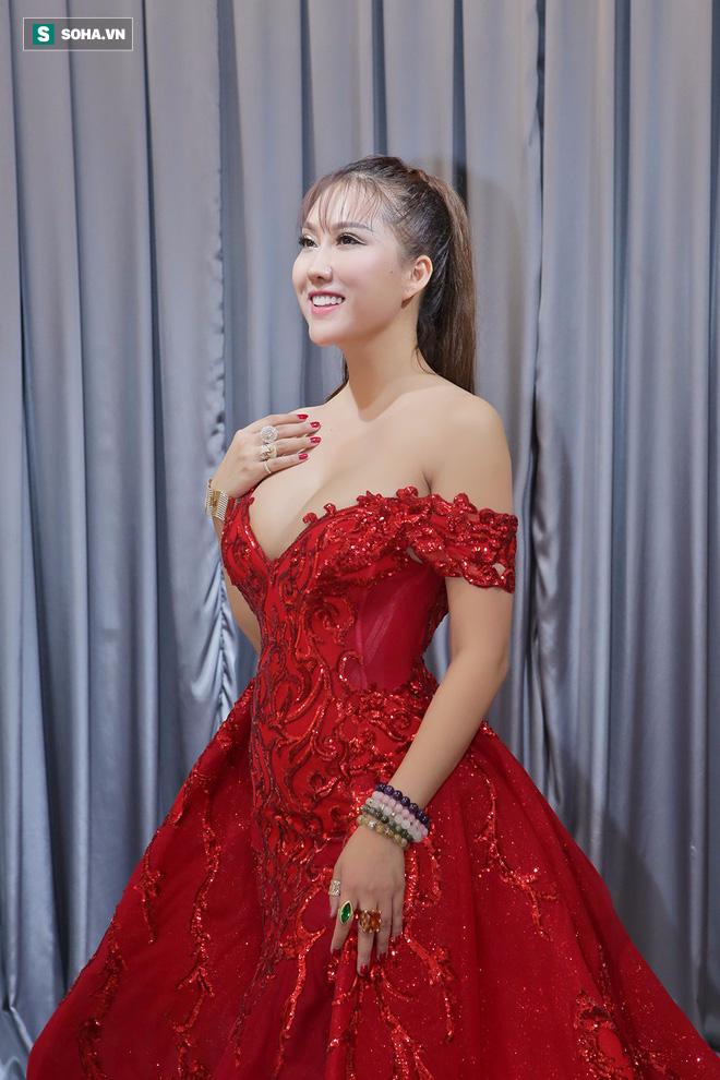 Phi Thanh Vân bất chấp dư luận tiêu cực, tham gia thi Hoa hậu - Ảnh 2.