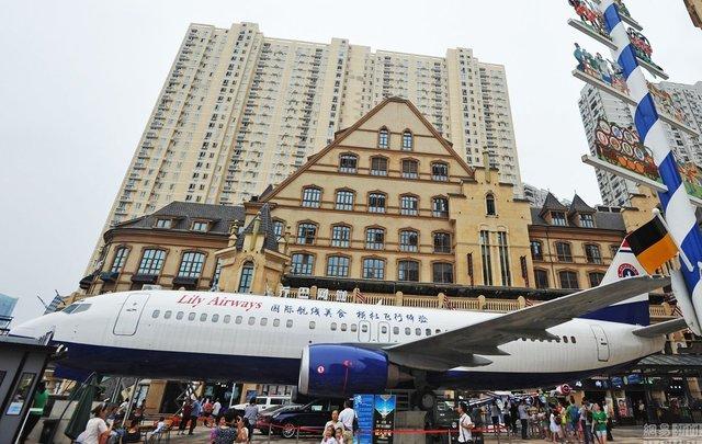 Doanh nhân Trung Quốc chi hơn 27 tỷ đồng mua máy bay cũ để cải tạo thành nhà hàng, thu hút khách du lịch về vùng quê - Ảnh 7.