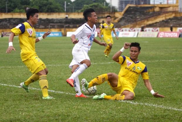 Lời mỉa mai của người Thái và lí do V-League biến thành Võ-League - Ảnh 3.