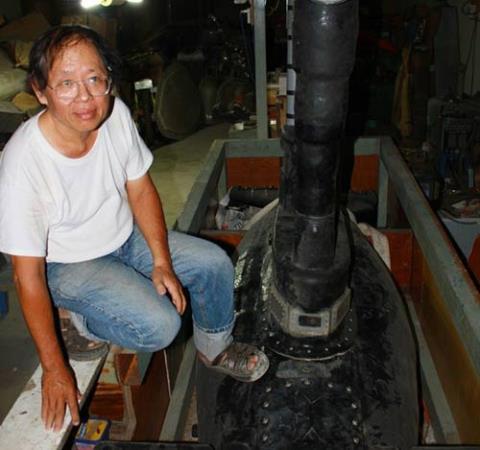 Cha đẻ máy bay, tàu ngầm Việt: Để không còn buồn - Ảnh 2.