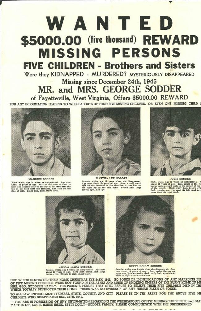 Câu chuyện mất tích 71 năm không có lời giải đáp của 5 đứa trẻ trong dịp năm mới - Ảnh 1.