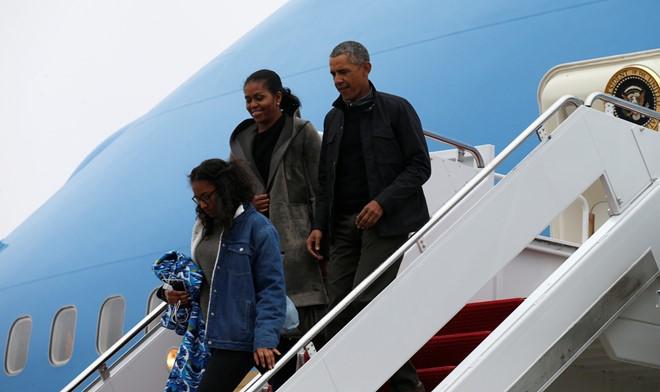 Obama và những ngày cuối cùng làm tổng thống đầy ưu tư - Ảnh 1.