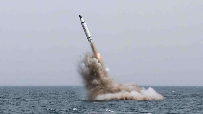 Triều Tiên sở hữu tên lửa với đầu đạn hạt nhân nặng 1 tấn? - Ảnh 1.