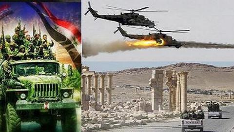 Quan điểm sai lầm: Palmyra là nơi dụ IS vào chảo lửa  - Ảnh 1.