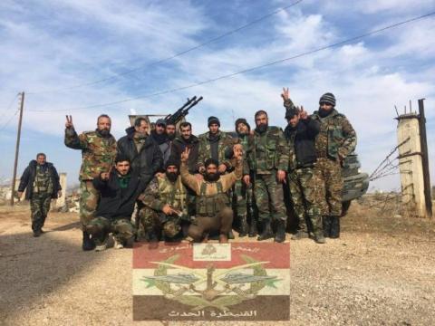 Quan điểm sai lầm: Palmyra là nơi dụ IS vào chảo lửa  - Ảnh 2.