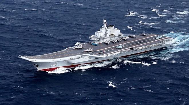 Trung Quốc thừa nhận điều Liêu Ninh thử vũ khí trên Biển Đông - Ảnh 1.