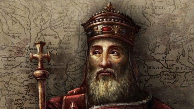 Bí ẩn thanh thần kiếm của vị vua duy nhất không có râu trong bộ bài Tây - Ảnh 3.