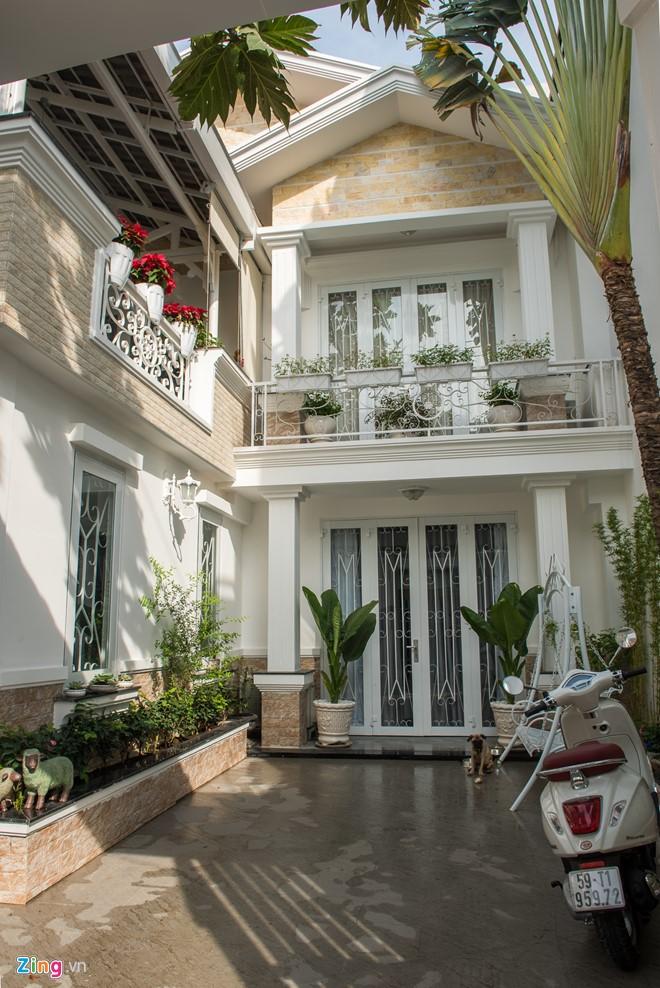 Nhà mới trị giá 6 tỷ đồng của Đoàn Thanh Tài - Ảnh 1.