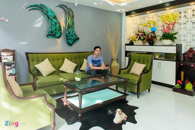 Nhà mới trị giá 6 tỷ đồng của Đoàn Thanh Tài - Ảnh 2.