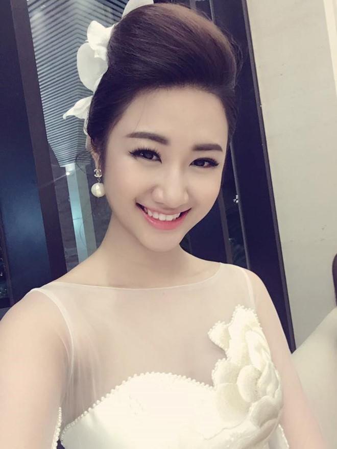 Hoa hậu Bản sắc Việt Thu Ngân bất ngờ lấy chồng doanh nhân - Ảnh 2.