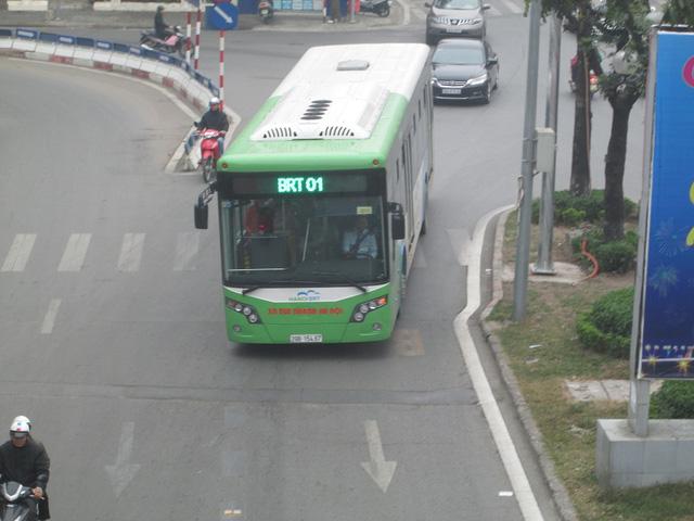 """""""Xe buýt nhanh BRT mới là khởi đầu, chưa phải tất cả và chưa phải kết thúc"""" - Ảnh 1."""