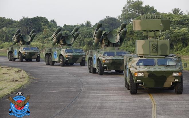 Bangladesh bất ngờ cho ra mắt tên lửa mới - Ảnh 1.