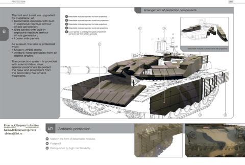 Khoang chứa đạn của tăng T-90MS đầy tuyệt kỹ - Ảnh 2.