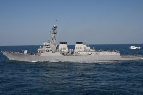 Bước chuyển vũ khí của Mỹ tại Biển Đông - Ảnh 1.