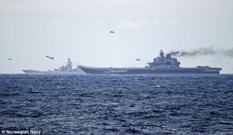 Nga chữa thẹn khi vội vã đưa tàu sân bay Kuznetsov về nước?  - Ảnh 1.