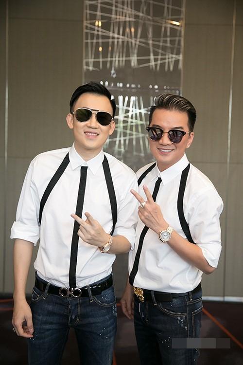 Mr. Đàm lên tiếng khi Dương Triệu Vũ công khai tình yêu - Ảnh 2.