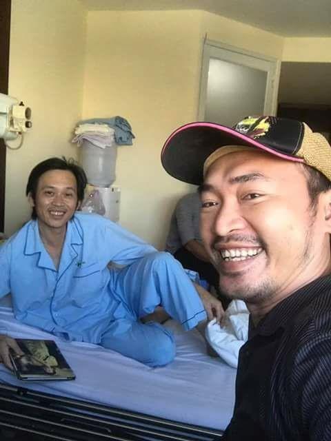 Hoài Linh trốn viện đi diễn ở Biên Hòa - Ảnh 1.