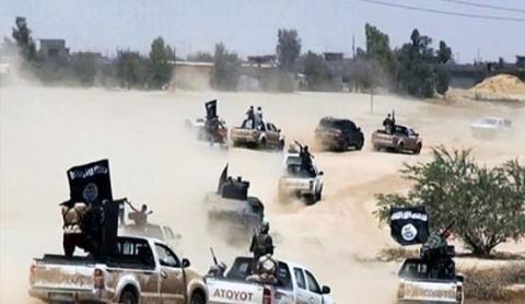 Chiến trường Syria: Thế trận cờ tàn  - Ảnh 1.