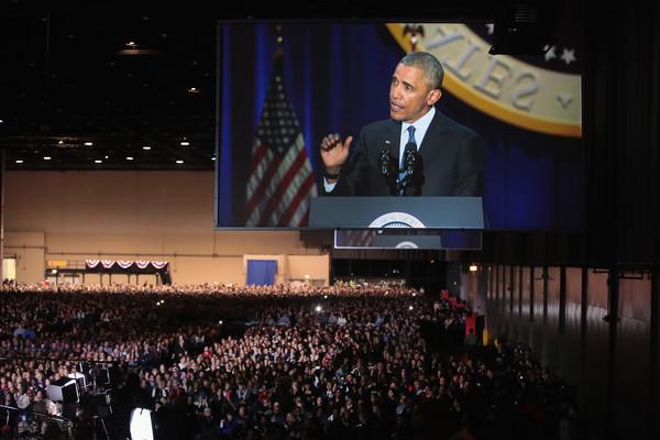 Toàn văn bài phát biểu chia tay của Tổng thống Mỹ Barack Obama - Ảnh 2.