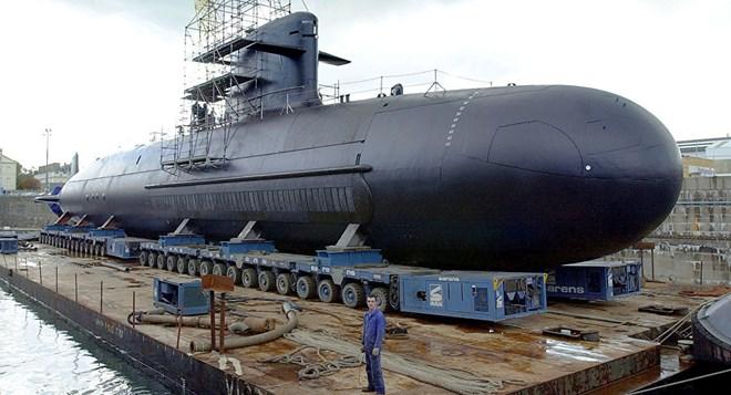 Bất chấp bị rò rỉ thông số kỹ thuật, Ấn Độ cương quyết đóng tàu ngầm Scorpene - Ảnh 1.